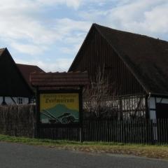 Schlesisch-Oberlausitzer Dorfmuseum Markersdorf - Śląsko-Górnołużyckie Muzeum Wsi. Jedyny skansen na terenie Górnych Łużyc (fot. A. Lipin)