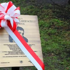 Odsłonięcie tablicy upamiętniającej prof. Leszka Kuberskiego (19.12.2016)_11